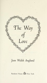 Cover of: The way of love