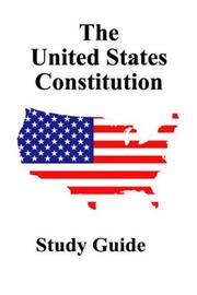 us constitution study guide 1