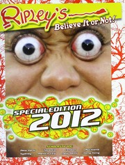 Cover of: Ripley's believe it or not! |