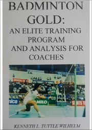 Cover of: Badminton gold | Kenneth L. Tuttle Wilhelm