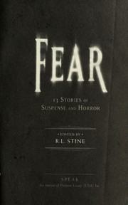 Cover of: Fear |