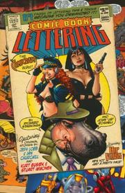 Cover of: Comic Book Lettering