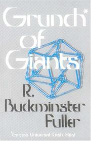 Cover of: Grunch of giants