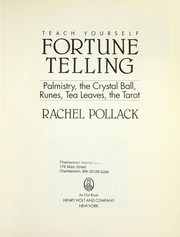 Cover of: Teach Yourself Fortune Telling
