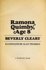 Cover of: Ramona Quimby