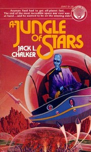 Cover of: Jungle of Stars