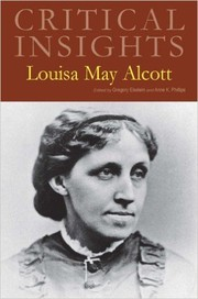 Cover of: Critical Insights:  Louisa May Alcott |