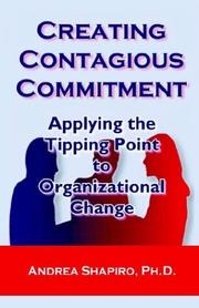Cover of: Creating Contagious Commitment
