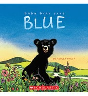 Cover of: Baby Bear sees blue | Ashley Wolff