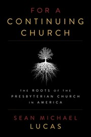 Cover of: For a continuing church |
