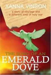Cover of: The Song of an Emerald Dove