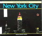 Cover of: New York City |