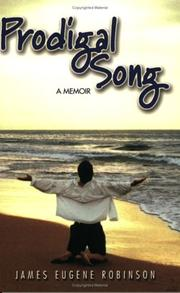 Cover of: Prodigal Song