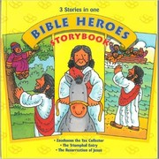 Cover of: Bible Heroes Storybook #3 by Landoll
