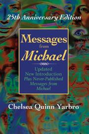 Cover of: Messages from Michael