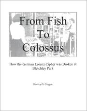 Cover of: From Fish to Colossus