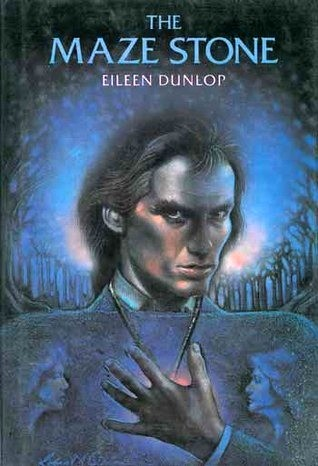 The maze stone by Eileen Dunlop