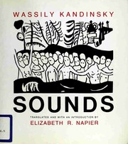 Cover of: Sounds