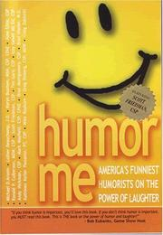Cover of: Humor Me-America