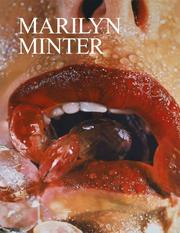 Cover of: Marilyn Minter