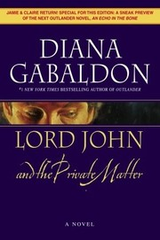 Cover of: Lord John and the Private Matter | Diana Gabaldon