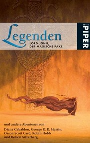 Cover of: Legenden