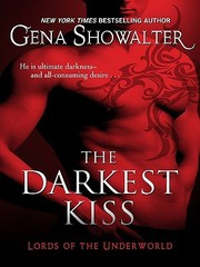 Cover of: The Darkest Kiss