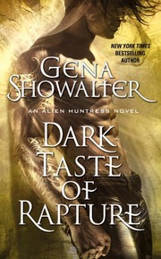 Cover of: Dark Taste of Rapture