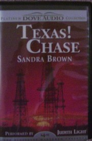 Cover of: Texas! Chase | Sandra Brown