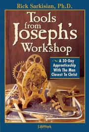 Cover of: Tools From Joseph