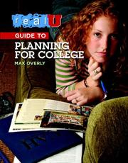 Cover of: Real U Guide to Planning for College (Real U Guides)