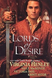 Cover of: Lords of Desire | Virginia Henley