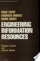 Cover of: Engineering Information Resources | Quinn