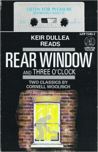 Rear Window and Three O'Clock by Cornell Woolrich