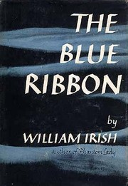 Cover of: The Blue Ribbon | Cornell Woolrich