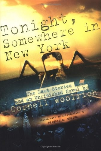 Tonight, somewhere in New York by Cornell Woolrich