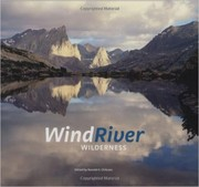 Cover of: Wind River Wilderness