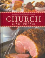 Cover of: Church Suppers