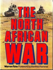 Cover of: The north African war