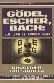Cover of: Gödel, Escher, Bach