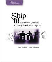Cover of: Ship it!