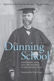 Cover of: The Dunning School