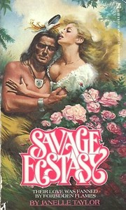 Cover of: Savage ecstasy