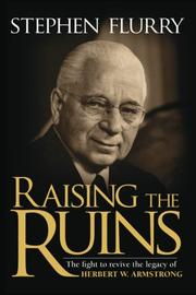 Cover of: Raising the Ruins | Stephen Flurry