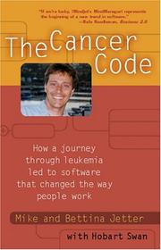 Cover of: The Cancer Code