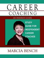 Career Coaching by Marcia Bench