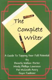 Cover of: The Complete Writer
