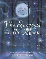 Cover of: The Snowman in the Moon