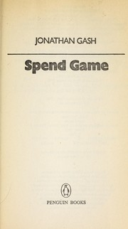Cover of: Spend Game