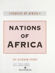 Cover of: Nations of Africa / the Diagram Group |